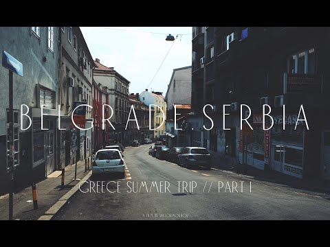 A day in Belgrade (Serbia)   TravelTime 2017 (Part I)