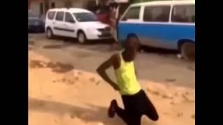 Awesome zambian break dance