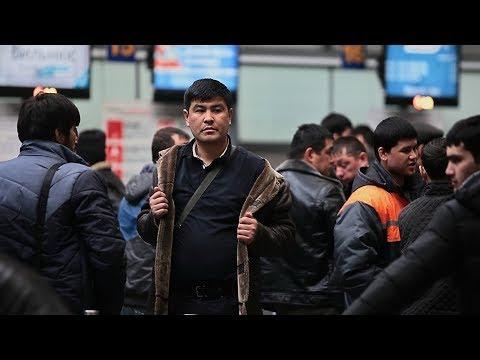 Госдума ратифицировала соглашение с Таджикистаном о временной работе в РФ
