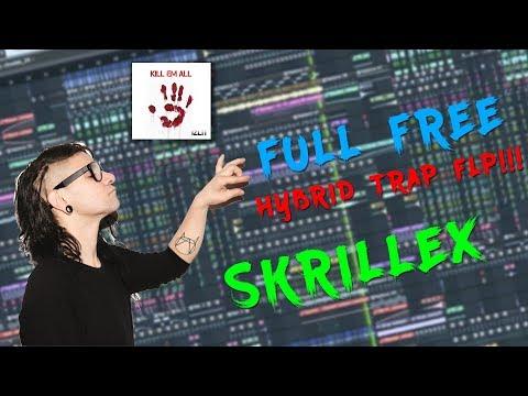 [FREE FLP] SKRILLEX STYLE FULL HYBRID TRAP FLP!!!
