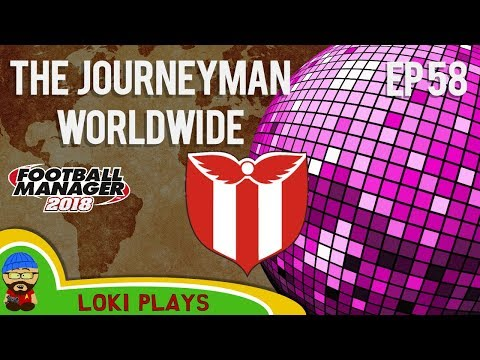 FM18 - Journeyman Worldwide - EP58 - River Plate Uruguay - Football Manager 2018