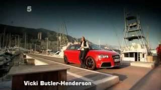 Audi RS 3 Sportback 2011 Videos