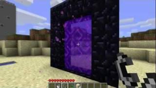 MineCraft Dicas - Criando um Portal Para o Inferno [The Nether]