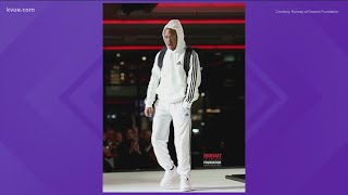 Young Pflugerville man with Down syndrome walks the runway in New York Fashion Week | KVUE