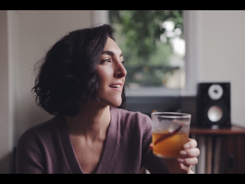 Lazy Bitch |  Spicy Whiskey Sour with Shaker & Spoon | Whitney A.