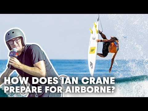 As Red Bull Airborne France Nears, Chris Cote Explores The Mind Of Aerialist Ian Crane | 21 Hours