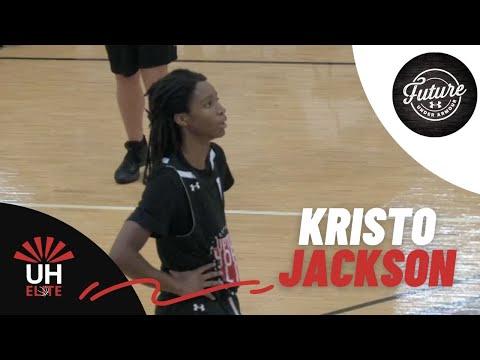 Kristo Jackson 7th UA Future - UH Elite
