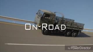 【自衛隊MAD】走れ、走れ 自衛隊のトラック