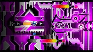 [Insane demon] Spacelocked II by LazerBlitz (all coins) | Geometry Dash