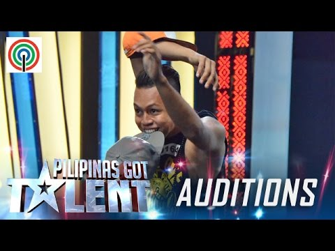 Pilipinas Got Talent Season 5 Auditions: Mark Dune Basmayor aka Bonebreak Beast – Contortionist