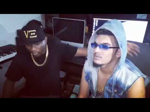 iba one et magass le boss au studio 2017 youtube rh youtube com