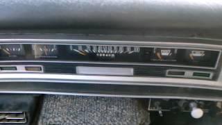 1973 Dodge Travco walk around and cold start FOR SALE on EBAY 2-24-14
