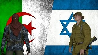 ALGERIA VS ISRAEL - Military Power Comparison 2017