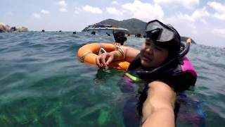 เที่ยวดำน้ำดูปะการังหมู่เกาะสิมิลัน Similand Islandครัว แดนหรรษา By ลุงฮั้น