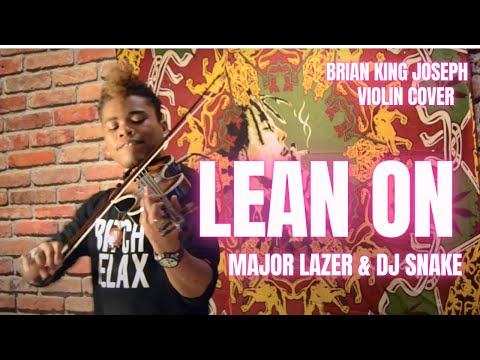 Brian King Joseph - Major Lazer - Lean On (America's Got Talent)