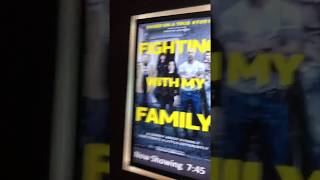 Fighting With My Family Short Movie Review