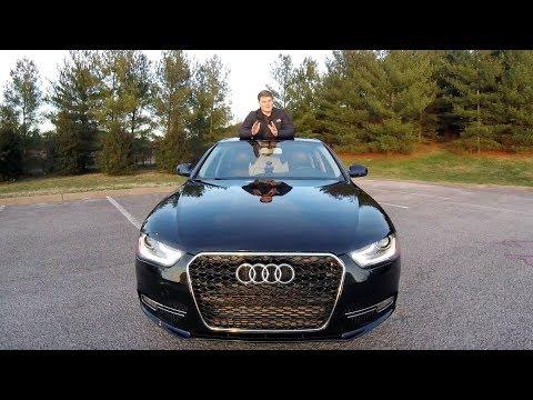 Audi A4 Quattro Mod List