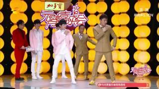 【TFBOYS】舞蹈担当易烊千玺与贾乃亮斗舞 同步《Good Boy》帅气满分!【Jackson Yi YangQianXi】