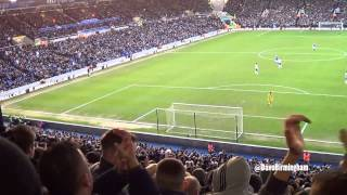 Birmingham fans welcome back Ben Foster (v West Brom)