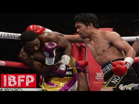 Manny Pacquiao DESTROYS Adrien Broner wins UD