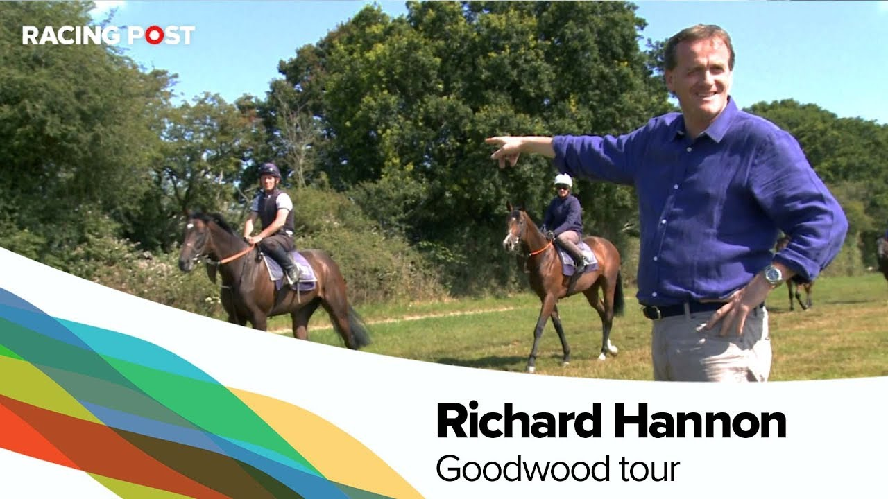 Richard Hannon Stable Tour 2021