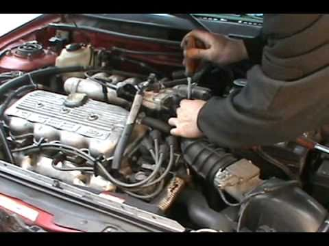 hqdefault troubleshooting and replacing a bad starter 1 9 ford escort youtube  at aneh.co
