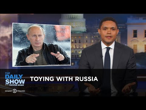 Thumbnail: Toying with Russia: The Daily Show