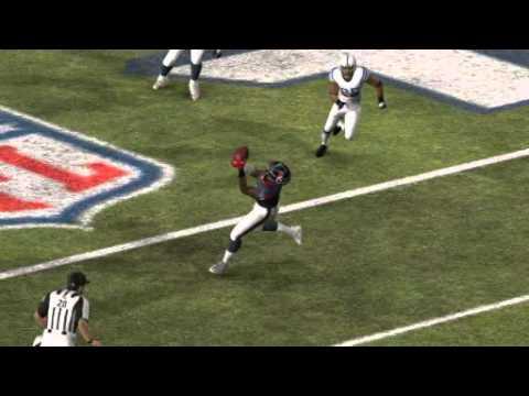 Colts VS Texans: M. Schaub pass to V. Leach for 3 yds