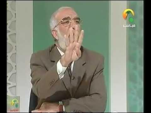 عمر عبد الكافي - متى يجب أن نصلي على النبي