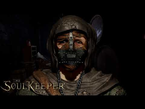 The Soulkeeper VR | Grave Digger (Ryan Cooper Voice Acting Demo)