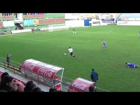 Goles Ourense CF 2   Porriño industrial 0