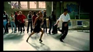 Antonio Banderas & Katya Virshilas - Take the Lead - Tango Scene (Czech language)
