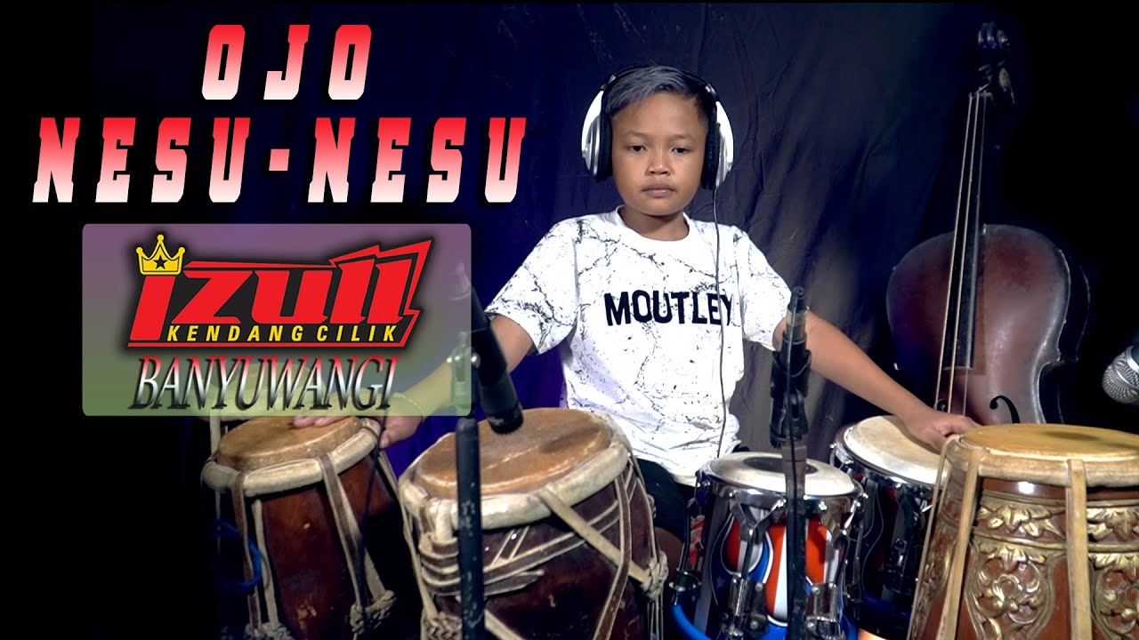 Ojo Nesu - Nesu ~ cover KENDANG CILIK BANYUWANGI | Era Syaqira