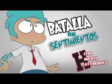 BATALLA DE SENTIMIENTOS #10 | SERIE ANIMADA | FIVE NIGHTS AT FREDDY'S HIGH SCHOOL