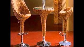 Wicker Bar Stools | Wicker Barstools Design Collection