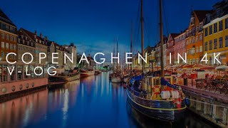 Copenaghen in 4k -  2018 - ITA
