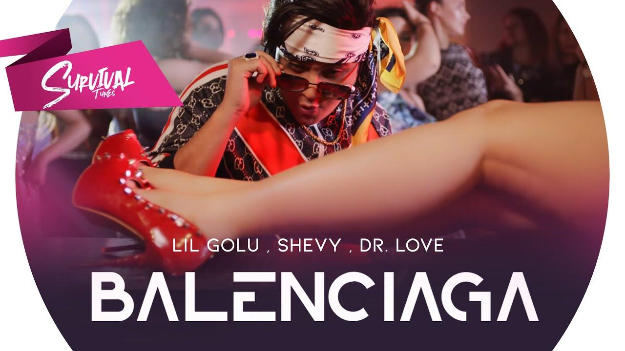 Balenciaga (Official Music Video) LiL Golu , Shevy , Dr. Love I Team DG   Survival Tunes
