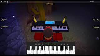 The Medallion Calls - PoTC:CPB by: Klaus Badelt on a ROBLOX piano.