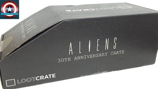 Aliens 30th Anniversary Limited Edition Loot Crate