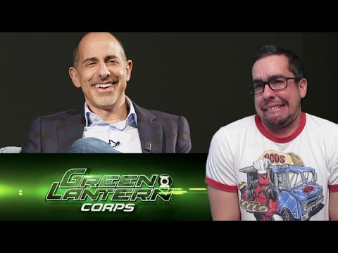 David Goyer Rumored to Direct Green Lantern Corps and Why I'm on the Fence About It