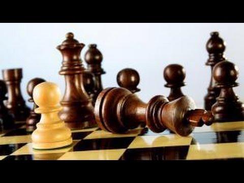 King Hunts (Chess Vlog 2#)