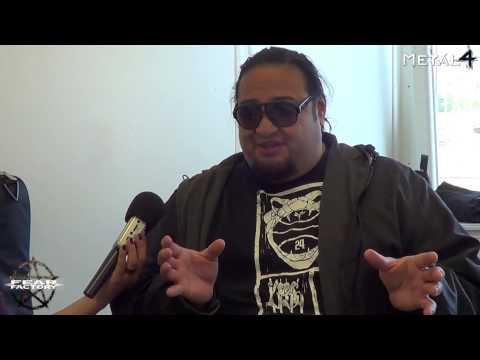 Metal4: Interview mit Fear Factory beim Rockharz 2015