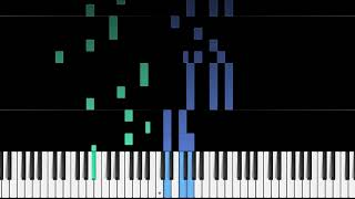 B J  THOMAS   RAINDROPS KEEP FALLIN ON MY HEAD PIANO TUTORIAL
