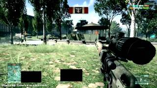Battlefield 3 Alpha More Great Sniper Footage (bf Video 9)