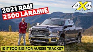 2021 RAM 2500 Laramie off-road review | 4X4 Australia
