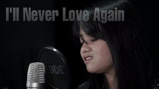 Download I'll Never Love Again - Lady Gaga (Cover) by Hanin Dhiya Mp3