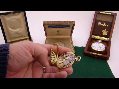 How To Value A Pocket Watch - Basics