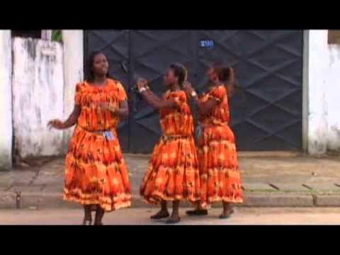 Chant chrétien en langue Douala: MOUKOKO.