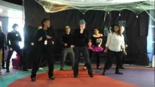 Office Thriller Dance
