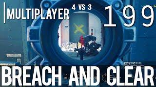 [199] Breach and Clear (Let's Play Tom Clancy's Rainbow Six: Siege PC w/ GaLm)